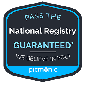 Pass The National Registry