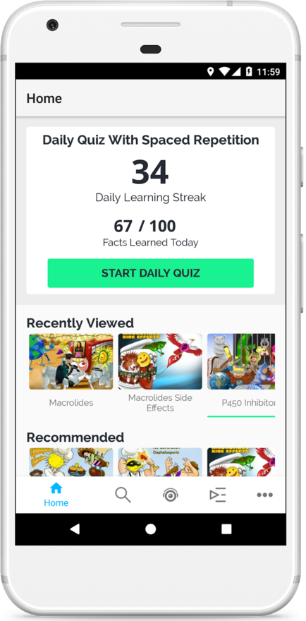 Android Daily Quiz