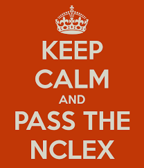 keep calm and pass the nclex