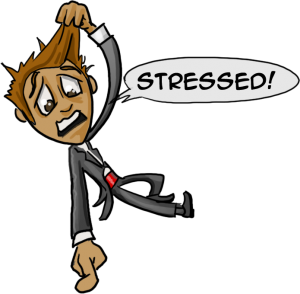Don't get stressed!