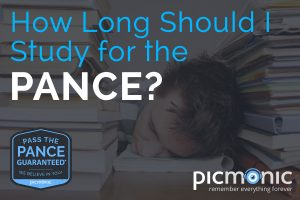 How Long Should I Study for the PANCE