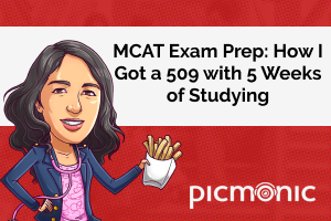 MCAT Exam Prep: How I Got a 509 with 5 Weeks of Studying