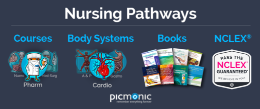 How to Pass Nursing Exams: ATI, HESI and the NCLEX® - Picmonic