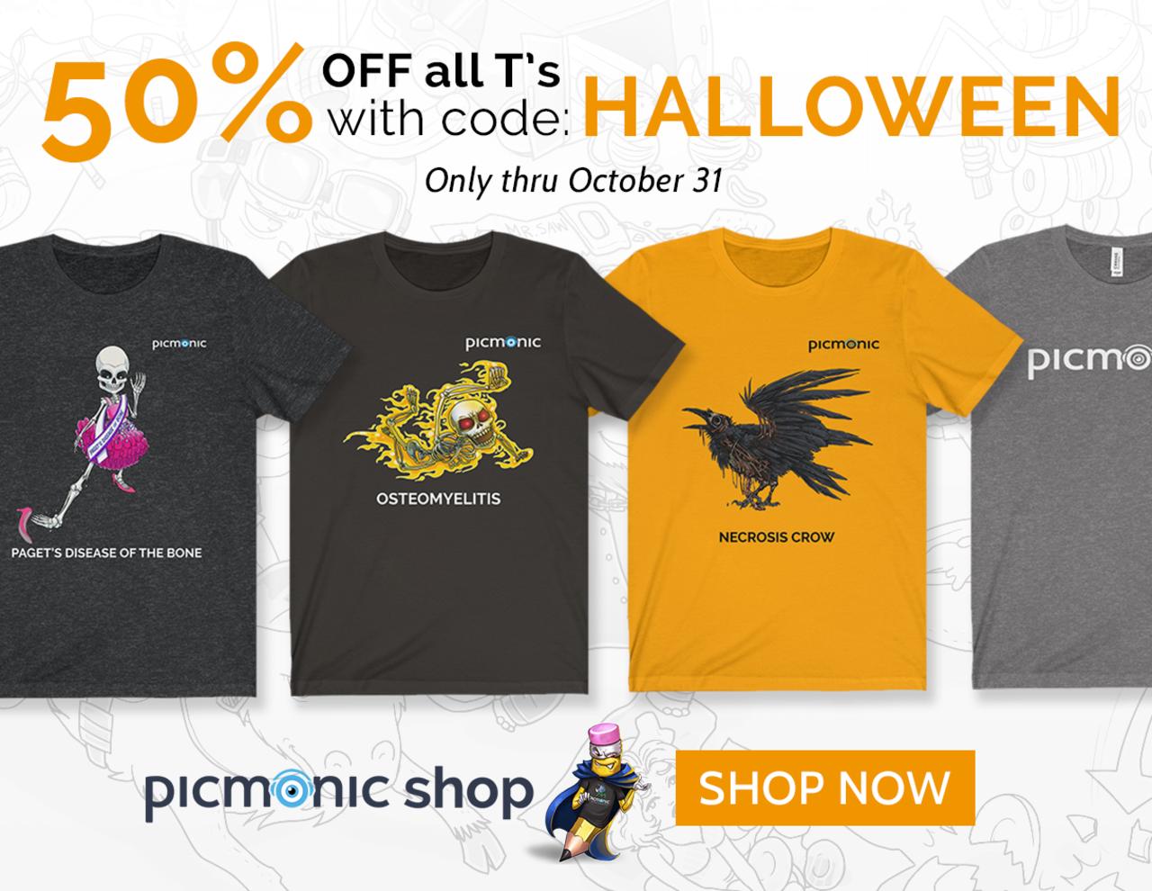 Picmonic Halloween