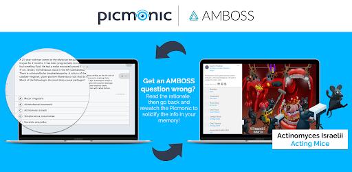 Med Study Tips: AMBOSS + Picmonic = Efficient Studying - Picmonic